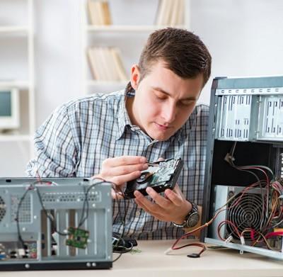 בחירת טכנאי מחשבים